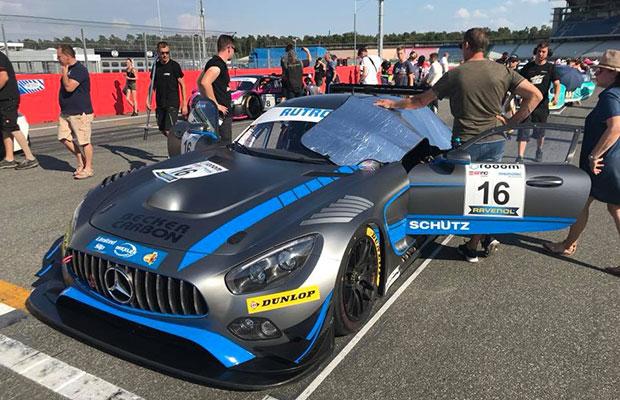 Schütz Motorsport 2018 in der DMV GTC