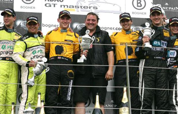 Vizemeister ADAC GT Masters 2012