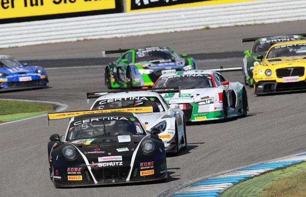 ADAC GT Masters 2013 bis 2017 mit Porsche