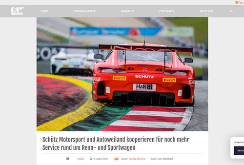 Schütz Motorsport und Autoweiland mit neuer Kooperation